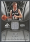 2006/07 SP Game Used #SK Steve Kerr Legendary Fabrics Jersey #003/100