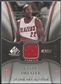2006/07 SP Game Used #CD Clyde Drexler Legendary Fabrics Jersey /100