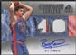 2007/08 SP Game Used #BL Bill Laimbeer Significant Numbers Jersey Auto #10/40