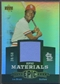 2006 Upper Deck Epic #LB2 Lou Brock Materials Dark Green Jersey #28/50