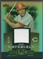 2006 Upper Deck Epic #JB2 Johnny Bench Materials Gold Jersey #03/25