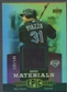 2006 Upper Deck Epic #MP1 Mike Piazza Materials Dark Purple Jersey #135/145
