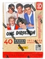 2013 Panini One Direction 4-Pack Value Box (40 Cards)