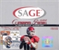 2005 Sage Autographed Football Hobby Box