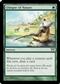 Magic the Gathering Champs of Kamigawa Single Glimpse of Nature - SLIGHT PLAY (SP)