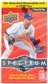 2008 Upper Deck Spectrum Baseball 7-Pack Box