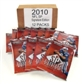 2009 Upper Deck SP Signature Edition Football 12-Pack Box