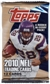 2010 Topps Football Retail Pack