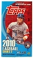 2010 Topps Series 2 Baseball 10-Pack Box