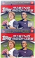 2011 Topps Rising Rookies Football Rack Pack Box (18 Packs)