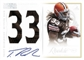 2012 Panini National Treasures Football Hobby  4-Box Case