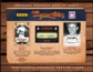 2012 Panini Cooperstown Baseball Hobby 14-Box Case