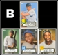 2012 Topps Heritage Baseball Baltimore National Convention 4-Card Pack (B)(Joplin)