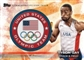 2012 Topps U.S. Olympic Team & Hopefuls Hobby 12-Box Case