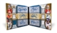 2012 Topps Triple Threads Football Hobby 18-Box Case