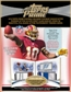 2012 Topps Prime Football Hobby 12-Box Case