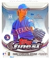 2012 Topps Finest Baseball Hobby Pack