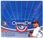 2012 Topps Opening Day Baseball Hobby Box