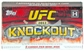 2012 Topps UFC Knockout Hobby Pack