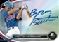 2013 Bowman Platinum Baseball Hobby 6-Box Case