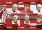 2012/13 In The Game Motown Madness Hockey Hobby 10-Box Case