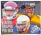 2013 Press Pass Football Hobby Box