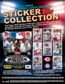 2013 Topps Baseball Hobby Sticker 16-Box Case