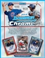 2014 Bowman Chrome Baseball Jumbo Box (Presell)