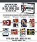 2013-14 In The Game Used Hockey Hobby 10-Box Case