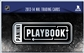 2013/14 Panini Playbook Hockey 12-Box Case - DACW Live 28 Spot Team Draft Style Break