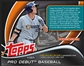 2014 Topps Pro Debut Baseball Hobby 12-Box Case (Presell)