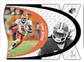 2014 Upper Deck SPx Football Hobby 8-Box Case