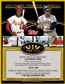 2014 Topps Tier One Baseball Hobby 12-Box Case