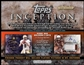 2014 Topps Inception Football Hobby 8-Box Case (Presell)