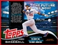 2014 Topps Series 1 Baseball Jumbo 6-Box Case (Presell)