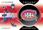 2013/14 Upper Deck Trilogy Hockey Hobby 8-Box Case