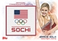 2014 Topps U.S. Olympic and Paralympic & Hopefuls Hobby 12-Box Case