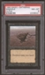 Magic the Gathering Alpha Single Sinkhole PSA 8