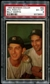 1953 Bowman Color Baseball #93 Phil Rizzuto - Billy Martin PSA 6 (EX-MT) *9001