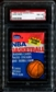 1986/87 Fleer Basketball Wax Pack PSA 8 (NM-MT)