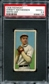 1909-11 T206 Piedmont Christy Mathewson (White Cap) PSA 2.5 (GOOD+) *0128