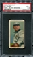 1909-11 T206 Piedmont Cy Young (Cleveland - Glove Shows) PSA 3.5 (VG+) *0255