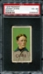 1909-11 T206 Piedmont Johnny Evers (Portrait) PSA 4 (VG-EX) *6465
