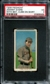 1909-11 T206 Piedmont Johnny Evers (With Bat, Cubs On Shirt) PSA 3 (VG) *6466