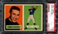 1957 Topps Football #138 Johnny Unitas Rookie PSA 3 (VG) *1715