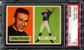 1957 Topps Football #138 Johnny Unitas Rookie PSA 5 (EX) *1903