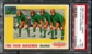1955 Topps All American Football #68 The Four Horsemen PSA 4 (VG-EX) *2062