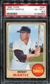 1968 Topps Baseball #280 Mickey Mantle PSA 6.5 (EX-MT+) *4054