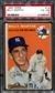 1954 Topps Baseball #13 Billy Martin PSA 4 (VG-EX) *5054