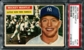 1956 Topps Baseball #135 Mickey Mantle PSA 3.5 (VG+) *1578